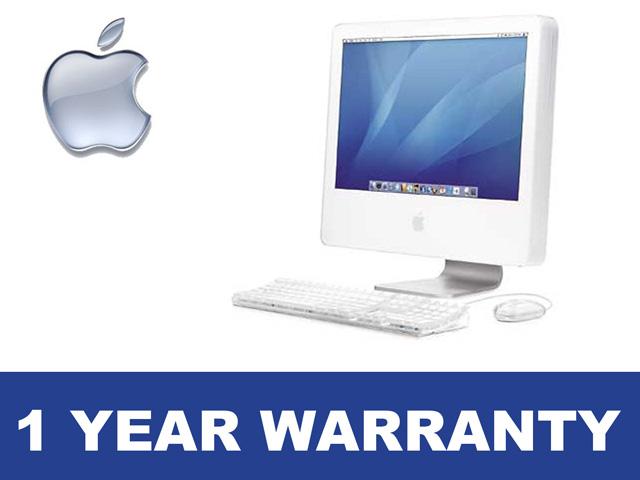product refurbished apple imac g a  screen powerpc ghz gb ram hdd leopard
