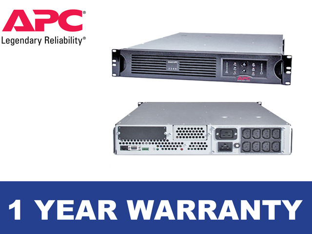 New APC Smart UPS 3000 | Pure IT Refurbished