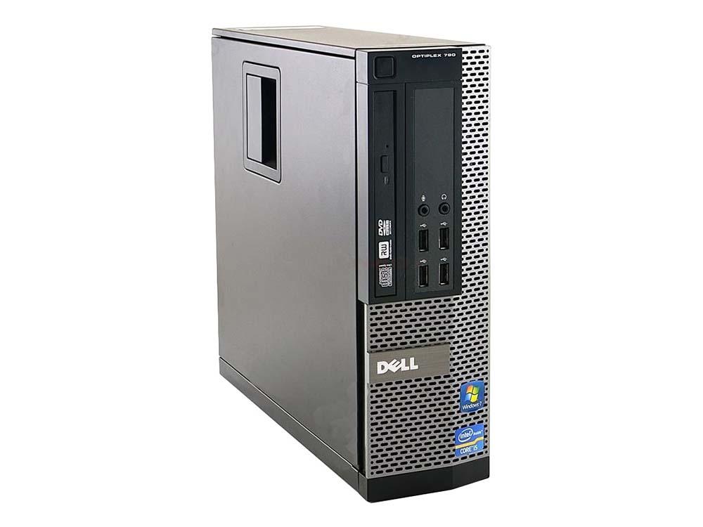 Dell Optiplex 7010 SFF Intel i5 Gen 3 Quad Core 3 2GHz 4GB RAM 250GB HDD  Win 7 Pro
