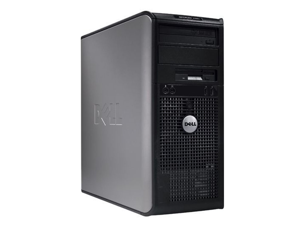 Dell Optiplex 780 MT Core 2 Quad 2 83GHz 4GB RAM 160GB HDD Win 7 Pro