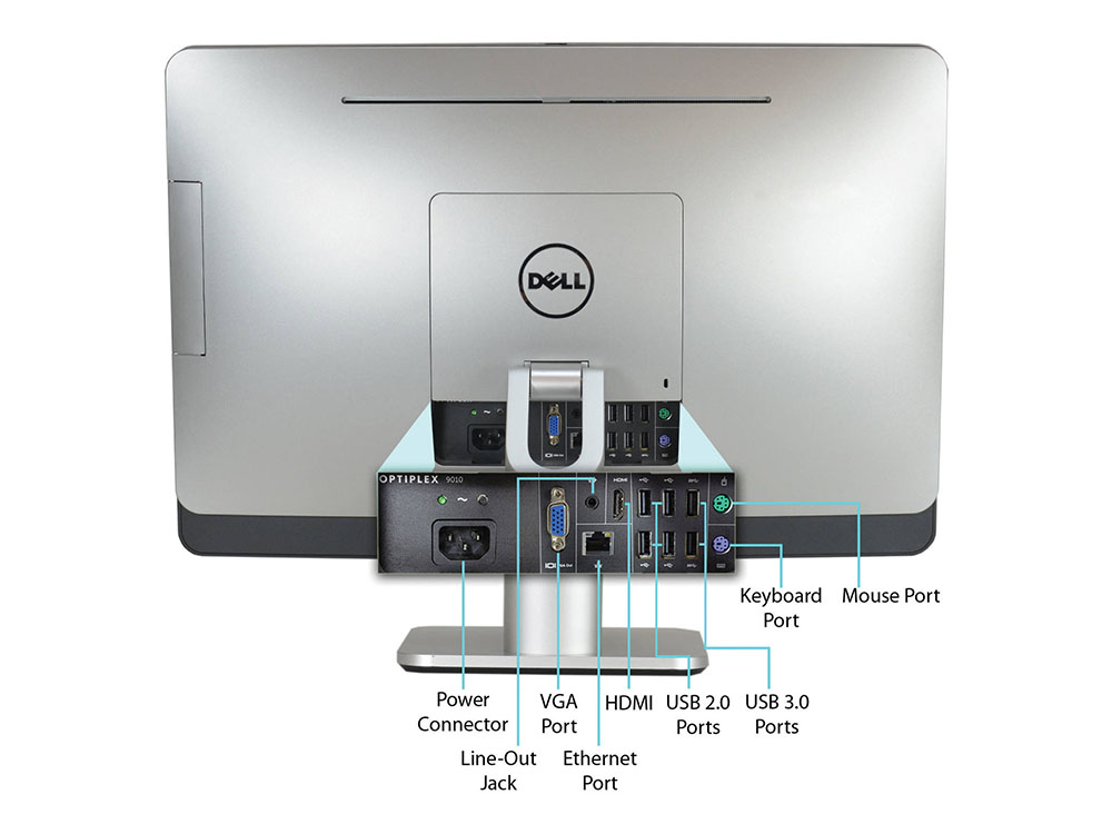 Education Dell Optiplex 9010 23