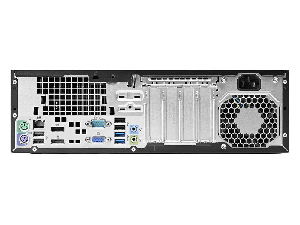 HP EliteDesk 800 G1 SFF Intel i3 Gen 4 3 4Ghz 4GB RAM 320GB HDD Win 7 Pro