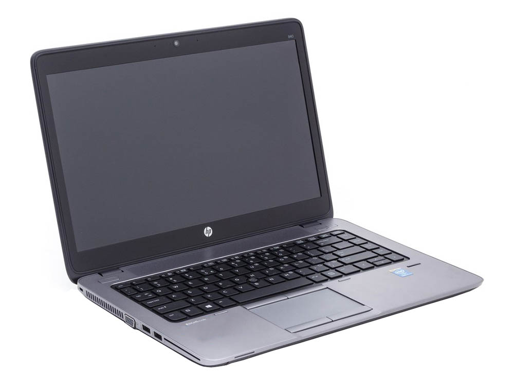HP Elitebook 840 G1 Intel i5 Gen 4 1 9Ghz 4GB RAM 320GB HDD Webcam Win 7 Pro