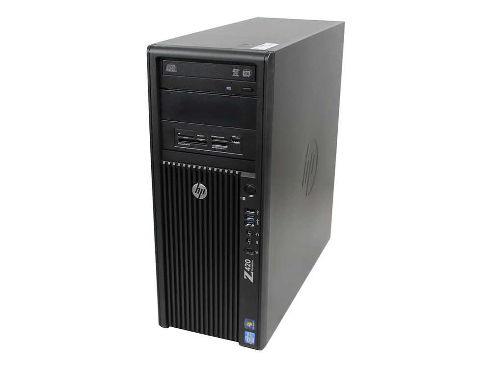 hp z420 workstation display drivers