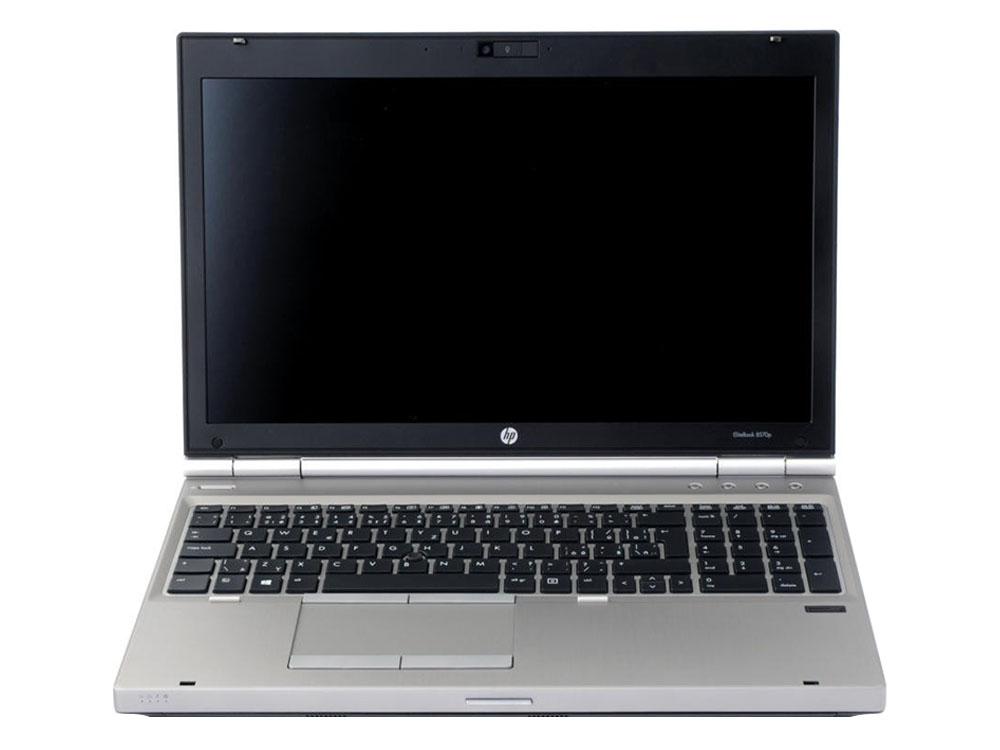 HP Elitebook 8570p Intel i7 Gen 3 2 9Ghz 8GB RAM 320GB HDD Webcam Win 7 Pro