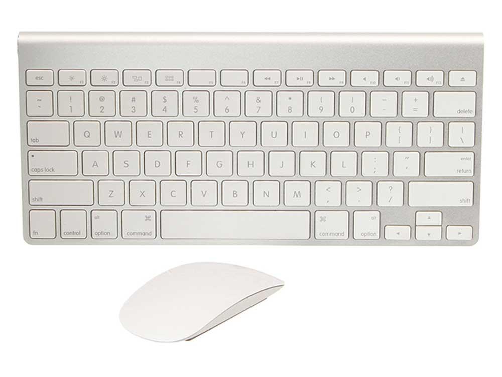 ca7cce55e21 NEW Apple Wireless Magic Keyboard (A1314) and Magic Mouse (A1296) – UK  Layout